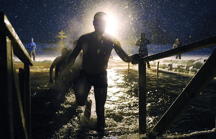 Москва готова к проведению крещенских купаний