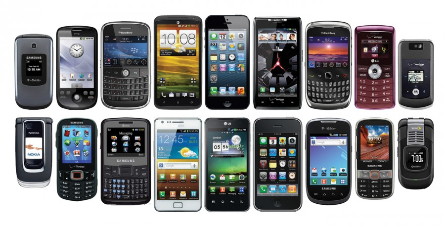Bestselling-Phones