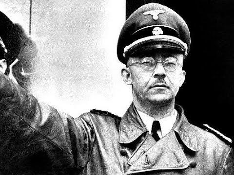 Как закончил свои дни шеф СС Гиммлер