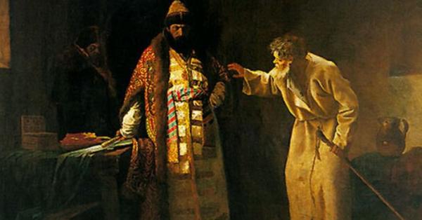 Что страшило Ивана Грозного