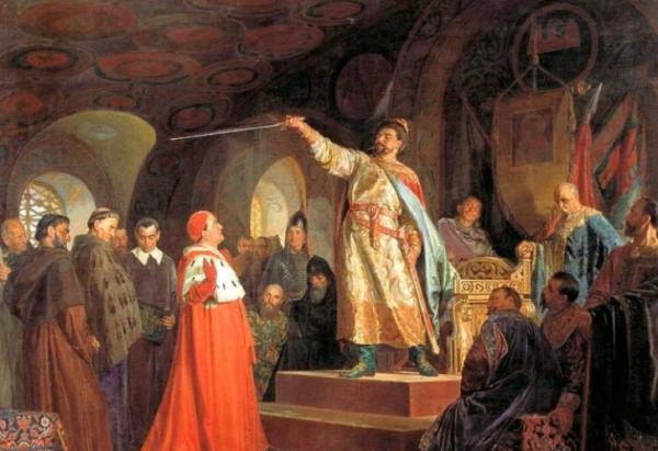 Русское королевство: как жилось первым русским