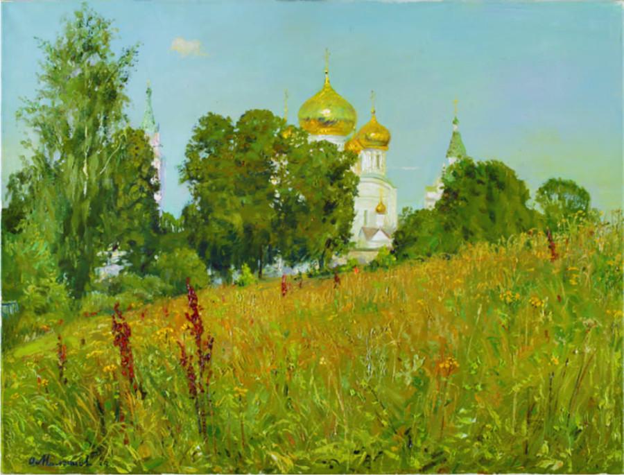 Август. Ипатьевский монастырь