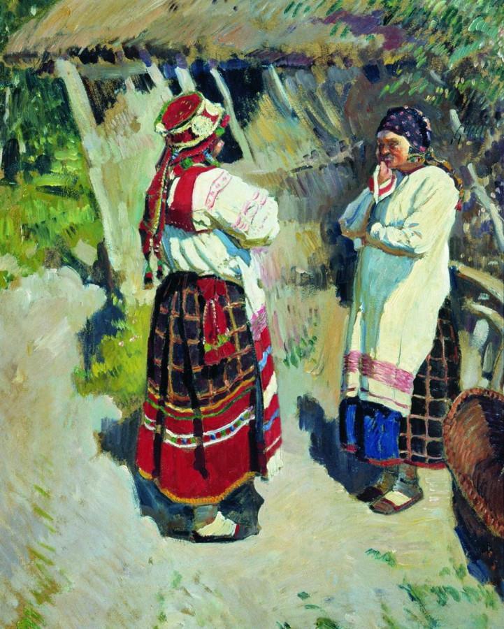 Бабы тульские. 1889