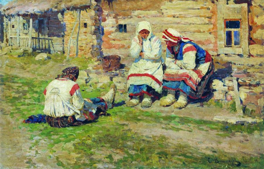 Бабы. 1894