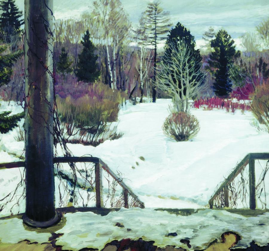 Весна идет. 1911