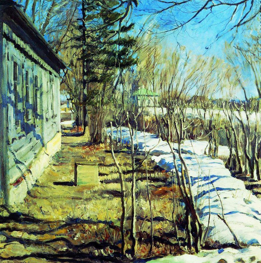 Весна. 1911