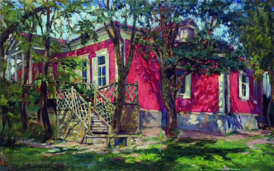 Красная дача. 1910-е