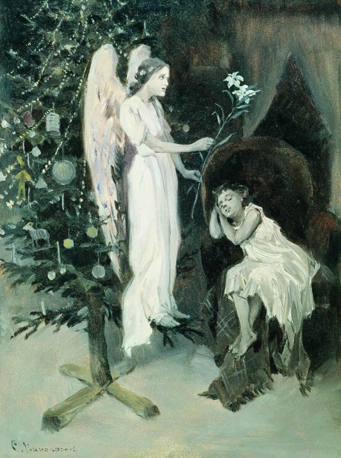 Наташин ангел. 1900-е