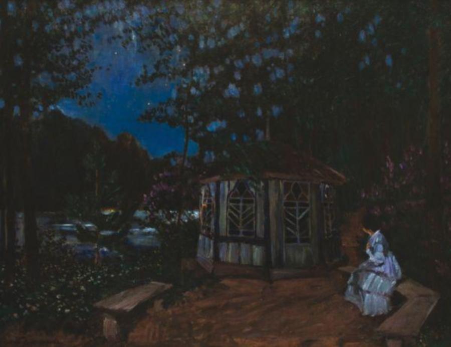 Ночь. 1900-е