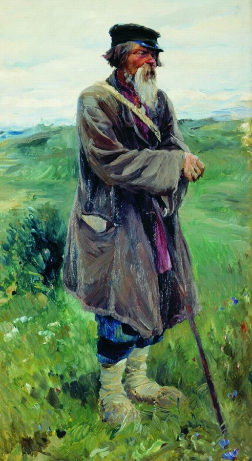 Пастух. 1900