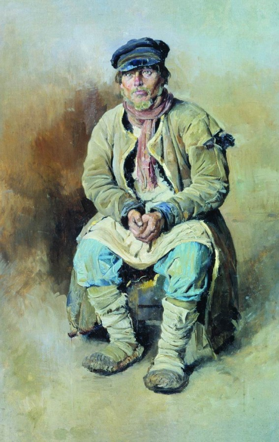Поденщик. 1897
