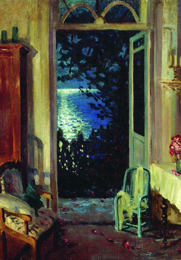 Южная ночь. 1915