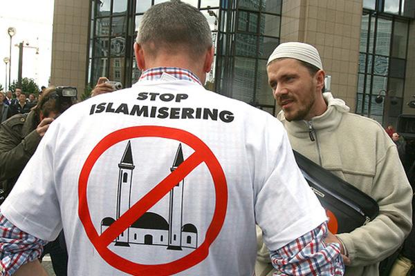 исламофобия