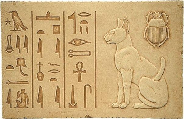 Статус котов в Египте
