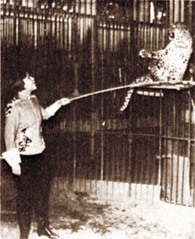 матрена в цирке_1935