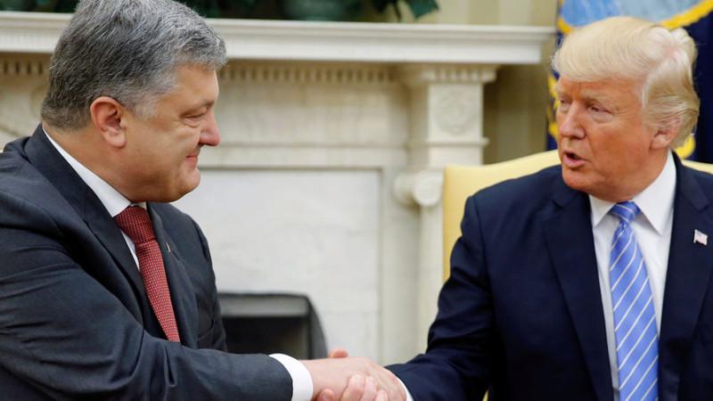 """""""Благодарен Вам и весьма признателен! Спасибо, спасибо большое..."""", - наверное думал Порошенко, когда его избирали президнтом Укрианы во 2-й раз его американские друзья."""