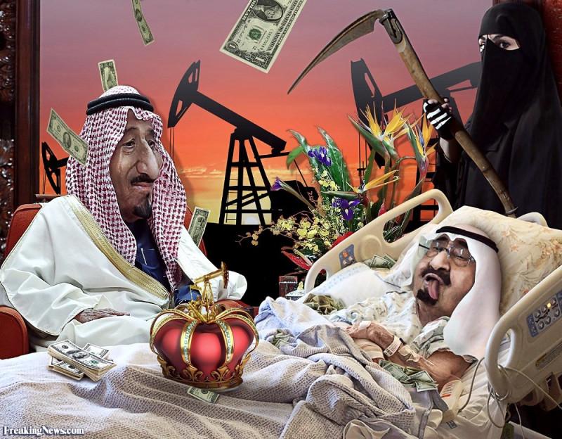 Так было в прошлый раз, но со смертью правящего сейчас короля ситуация в Саудовском клане еще сильнее усугубится и обострится, но смогут ли и на сей раз сохранить Саудиты свою власть над королевством?!