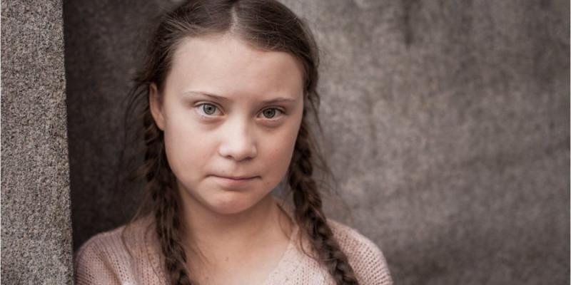 """Внимательно всмотритесь в глаза Греты: не является ли она """"зеленым человечком"""", но пока еще молодым?"""