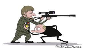 """Симбиозм Путина-Кадырова: под крылом Кремля """"чеченская гидра"""" успешно  расширяет свое влияние по всему миру"""