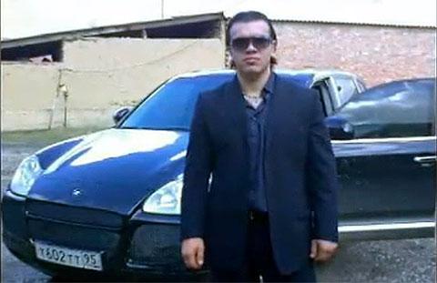 Чеченский вор в законе Ахмед Шалинский, он же Ахмед Домбаев