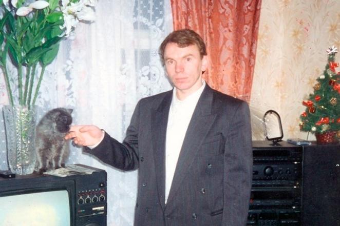 """Владимир Клещ (Щавлик) - белорусский """"вор в законе"""""""