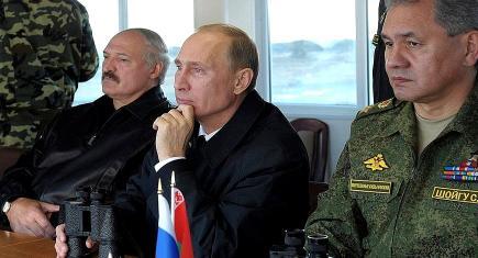 Если оппозиция РБ начнет смуту в стране, войска РФ перебросят в Беларусь для помощи Лукашенко, что может стать причиной обращения демократов в ООН для ввода НАТО на территорию РБ и привести к 3-й мировой войне в итоге