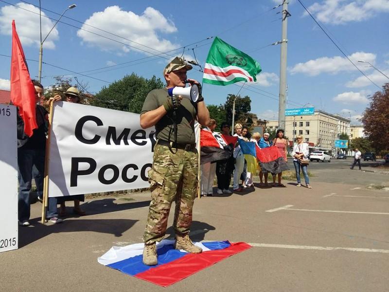 """Посредством организации """"славянского котла"""" чеченцы стремятся добиться создания Ичкерии?!"""