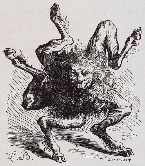 девонширский дьявл