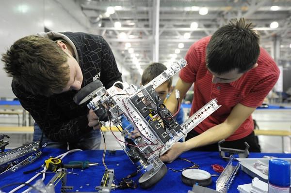кружок роботехники