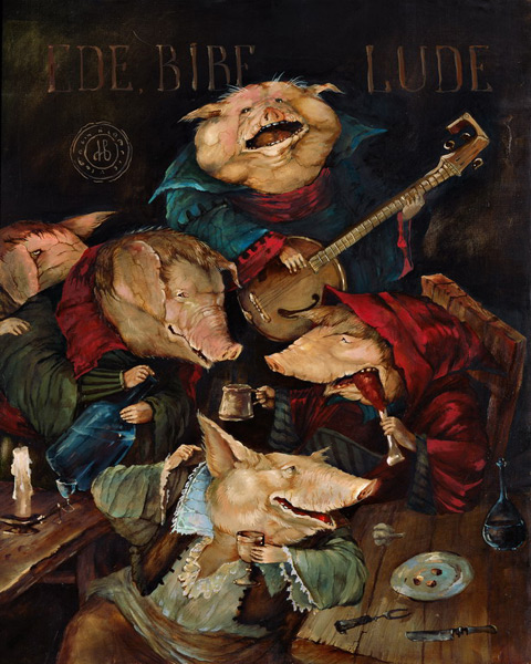 Ешь, пей, веселись (2005г.)