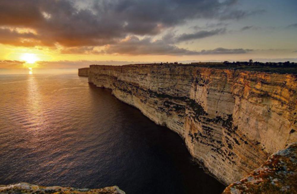 Утесы Дингли (Dingli Cliffs, Malta)_фото с сайта beautyplaces.ru