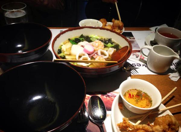 wagamama soup