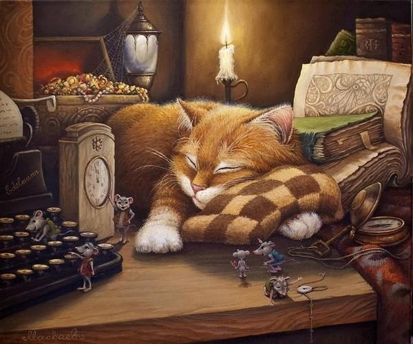 Иллюстрация Александр Маскаев