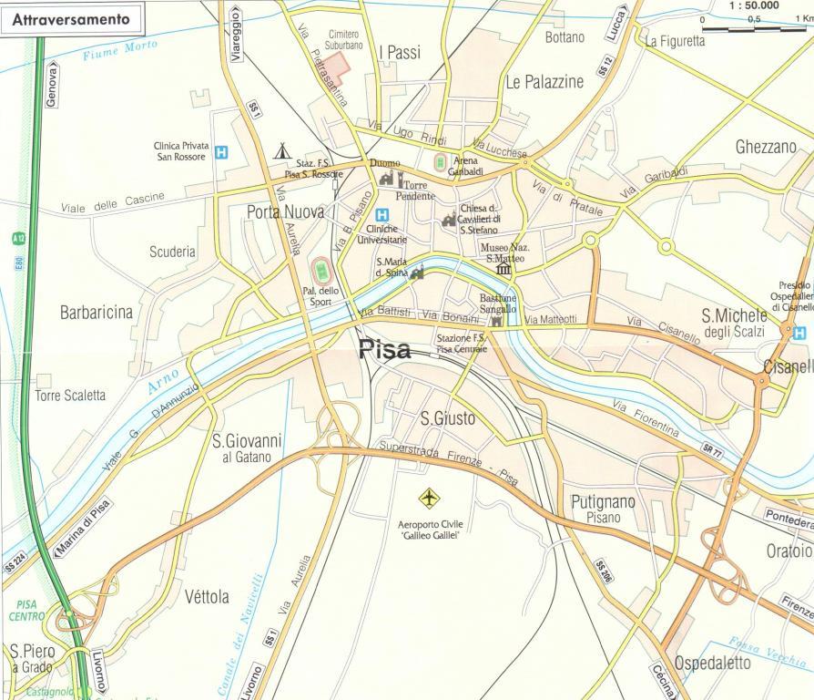 карта п