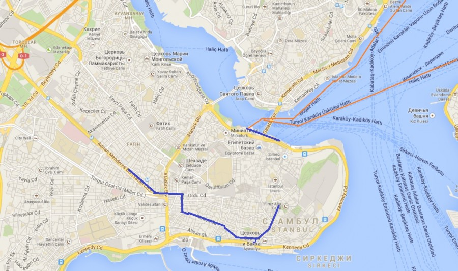 карта общая 1