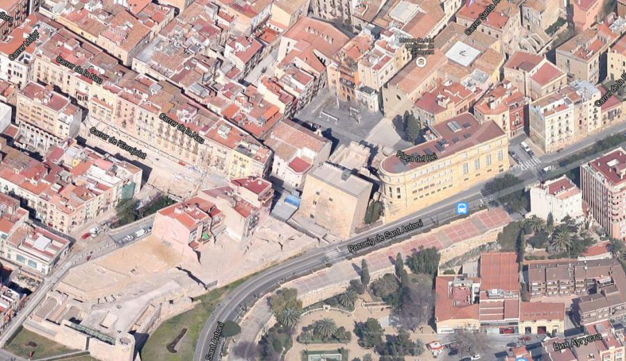 Королевская площадь Тарраго
