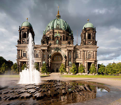 berlin cathedral dramatic ts