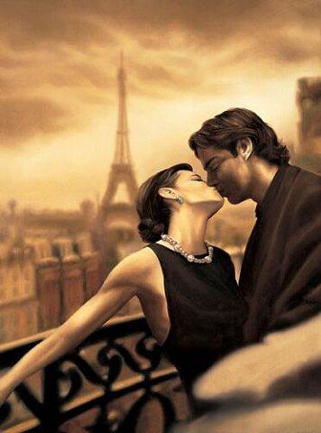 любовь, отношения, поцелуй, страсть, романтика