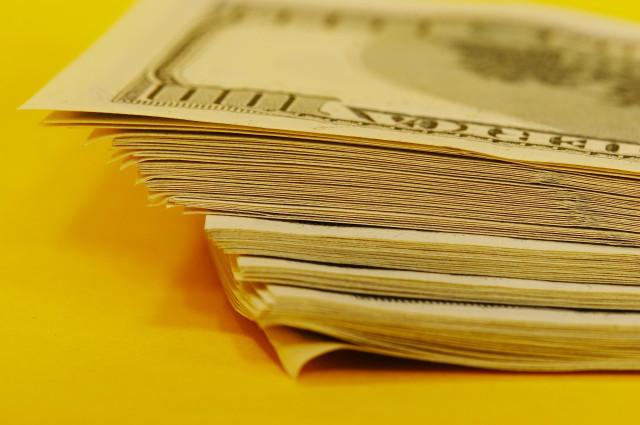 доллар, деньги, богатство, money