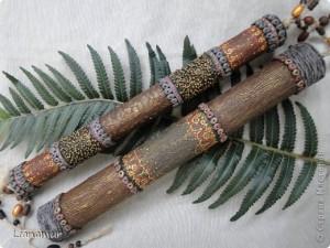 Бамбуковые трубочки