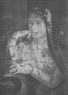Ариадна (Вилла Мистерий, Помпеи)