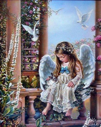 два ангела притча