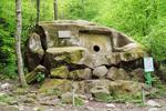 Дольмен в селе Волконка(Кавказ).