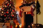 Новый год, зима, елки, чудеса, шарики-игрушки.