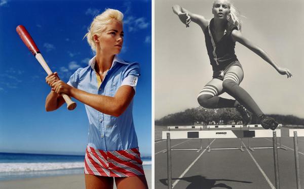 спорт, девушка спортсменка