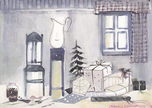 Minna Immonen, Новый Год, зима (30)