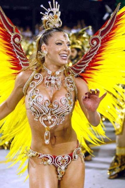 Секс на карнавале риоде жанеро