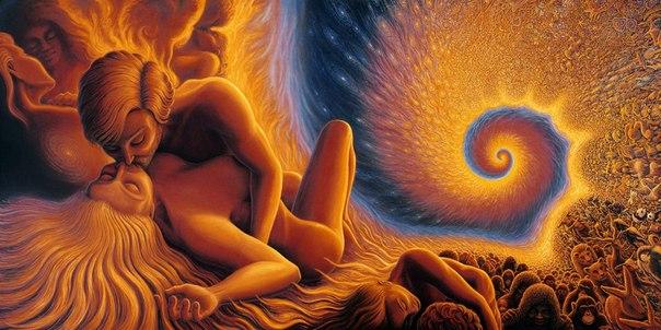 Сексуальные картины Mark Henson.