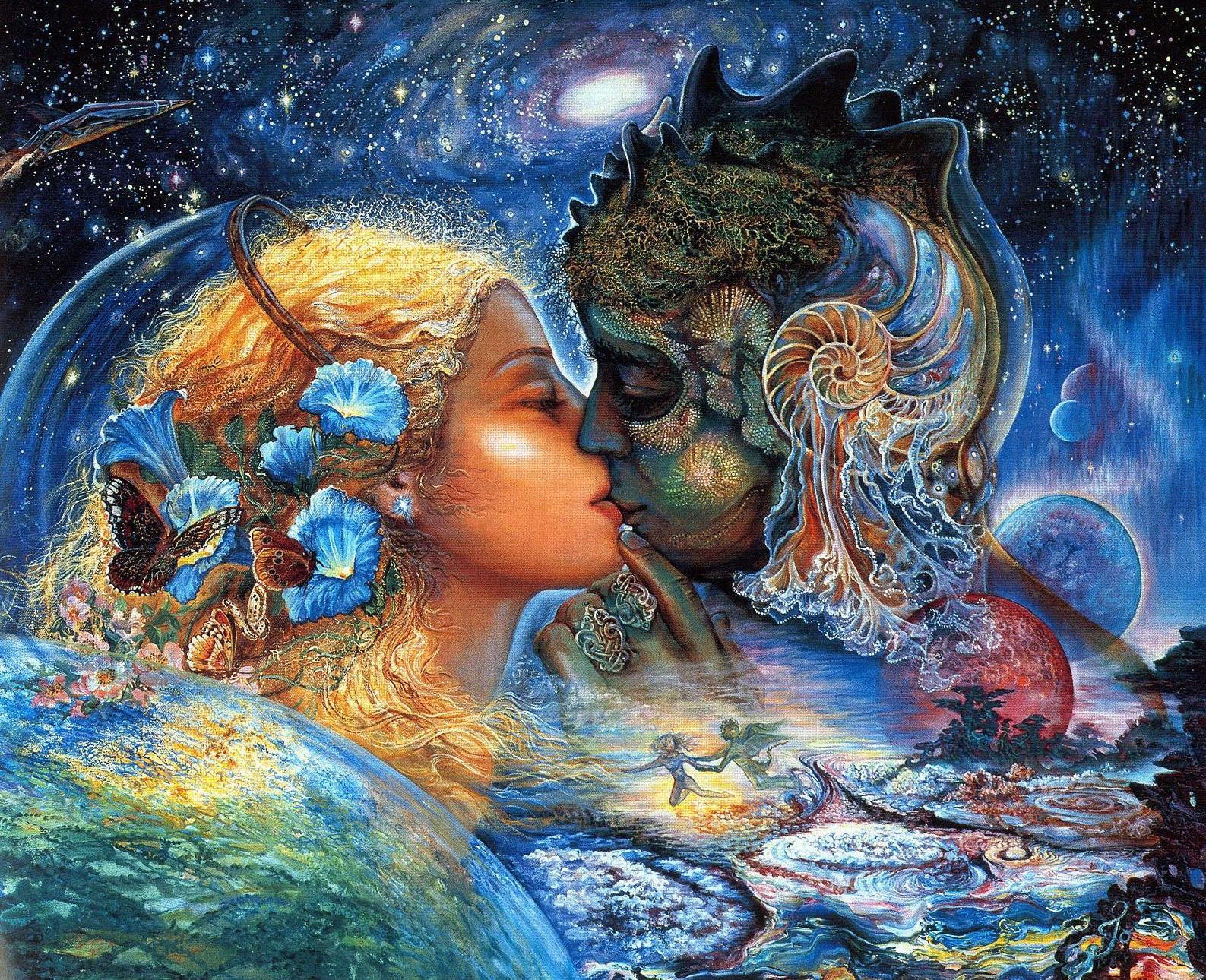 сновидения и любовь