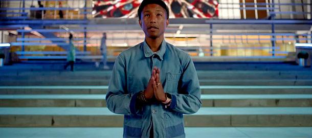 Pharrell Williams Freedom скачать торрент - фото 4